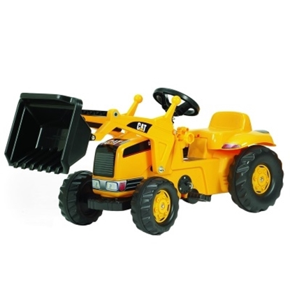 Picture of Kettler CAT Kid Tractor with Trailer