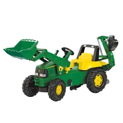 Picture of Kettler John Deere Backhoe Loader