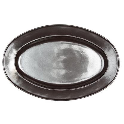 Picture of Juliska Pewter Stoneware 15'' Oval Platter