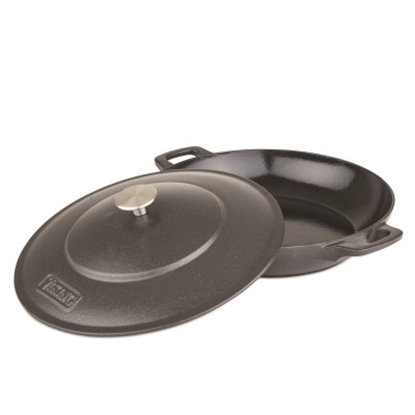 Picture of Viking Cast Iron 3.5-Qt. Covered Braiser