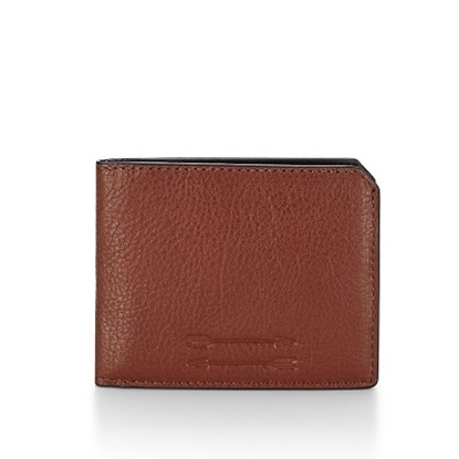 Picture of Uri Minkoff Vesper Wallet - Cognac