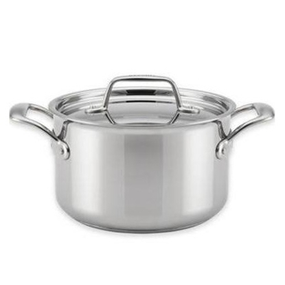 Picture of Breville THERMAL PRO® Clad 4-Qt. Covered Saucepot
