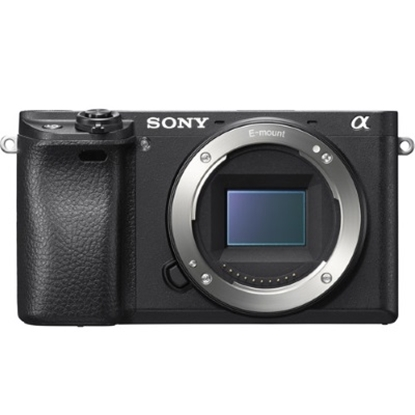 Picture of Sony 24.2MP Mirrorless Digital Camera & SD Card - Body Only