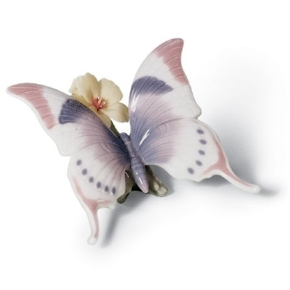 Picture of Lladro® A Moment's Rest Butterfly