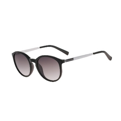 Picture of Calvin Klein White Label Circle Sunglasses - Black