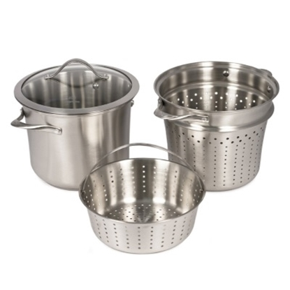 Picture of Calphalon® Contemporary Stainless 8-Qt. Multi Pot