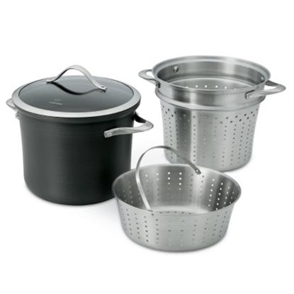 Picture of Calphalon Contemporary Nonstick 8-Qt. Multi Pot with Steamer