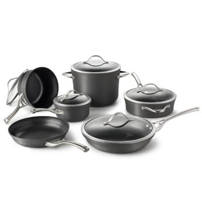 Picture of Calphalon® Contemporary Nonstick 11-Piece Cookware Set