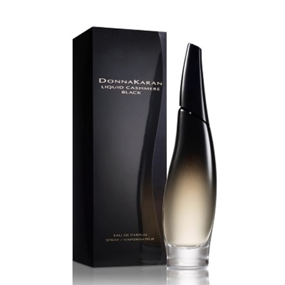 Picture of Donna Karan Liquid Cashmere Black EDP - 1.7oz.