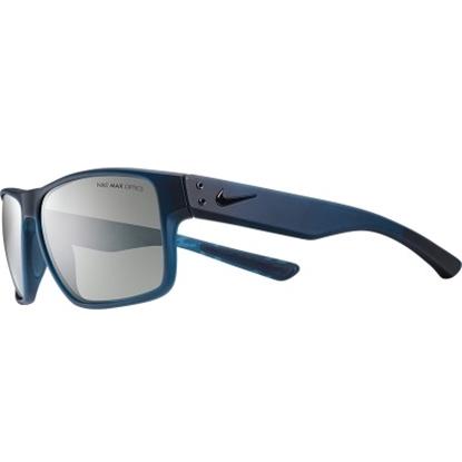 Picture of Nike Mavrk Squadron Sunglasses - Blue/Black/Grey Flash Lens