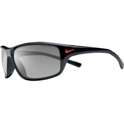 Picture of Nike Adrenaline Sunglasses - Black with Grey Lens