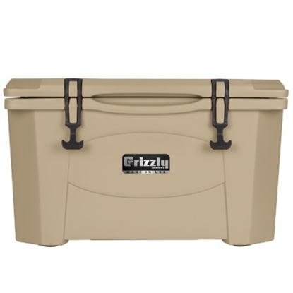 Picture of Grizzly 40-Qt. Cooler - Tan
