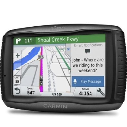 Picture of Garmin zumo® 595LM Motorcycle Navigator with 5'' Display