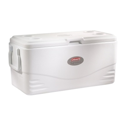 Picture of Coleman® 100-Quart Marine Xtreme® Chest Cooler - White