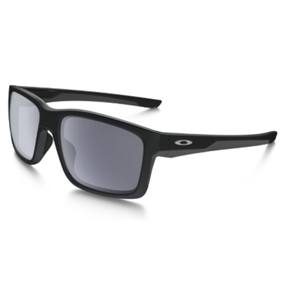 Picture of Oakley Mainlink Sunglasses - Matte Black/Grey