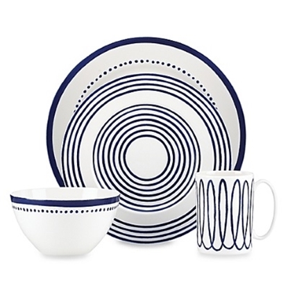 Picture of Kate Spade Charlotte Street West 16-Piece Dinnerware Set