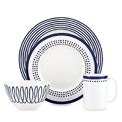 Picture of Kate Spade Charlotte Street East 16-Piece Dinnerware Set