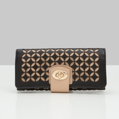 Picture of WOLF Chloé Jewelry Roll - Black