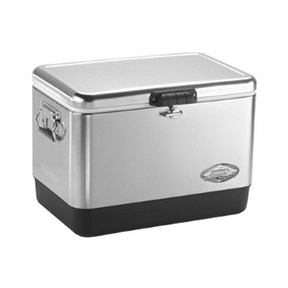 Picture of Coleman® 54-Qt. Stainless Steel Chest Cooler