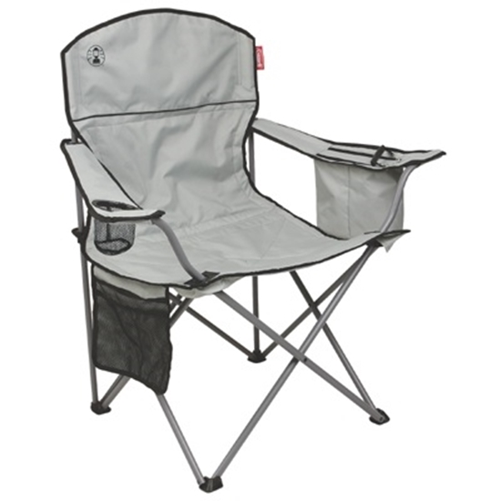 Picture of Coleman® Cooler Quad Chairs - Grey/Set of 2