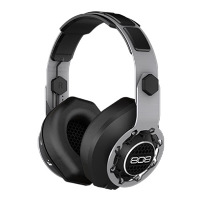 Picture of 808 Performer Bluetooth® Over Ear Headphones - Black