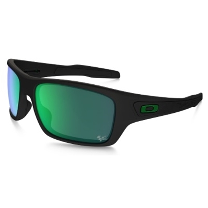 Picture of Oakley Moto GP Turbine™ - Matte Black/Jade Iridium