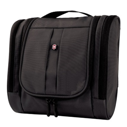 Picture of Victorinox Large Essentials Case with Hanging Hook - Black