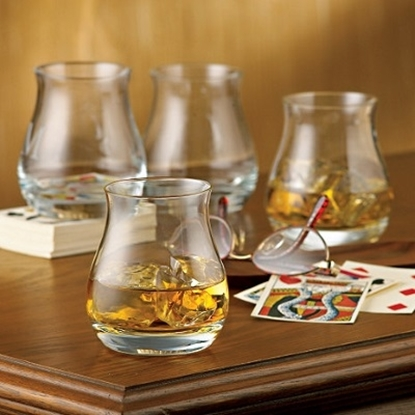 Picture of Glencairn Wide-Bowl Whisky Glasses - Set of 4