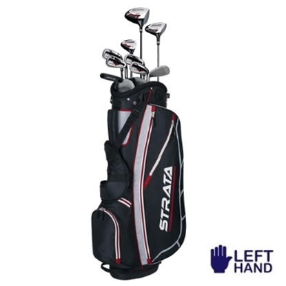 Picture of Callaway® Strata 2015 12-Piece Men's Golf Set - LH