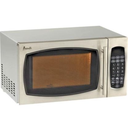 Picture of Avanti® 0.9 CuFt Microwave Oven - Stainless Steel