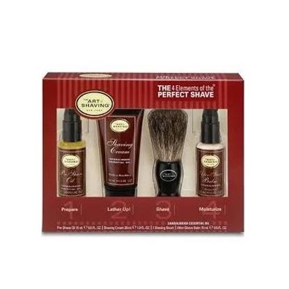 Picture of The Art of Shaving® Starter Kit - Sandalwood