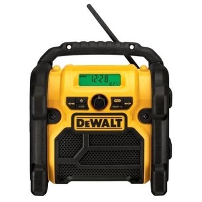 Picture of Dewalt 18V/20V/12V Max Compact Worksite Radio