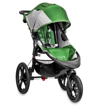 Picture of Baby Jogger® Summit™ X3 Single - Green/Gray