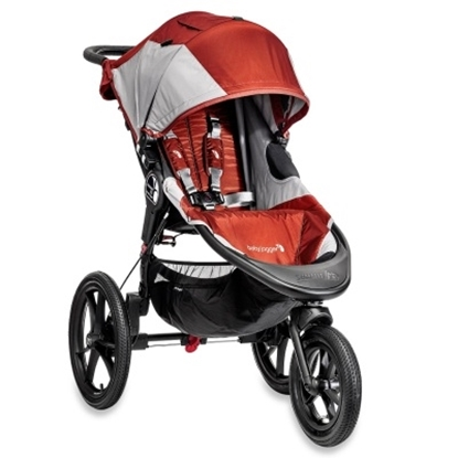 Picture of Baby Jogger® Summit™ X3 Single - OrangeGray
