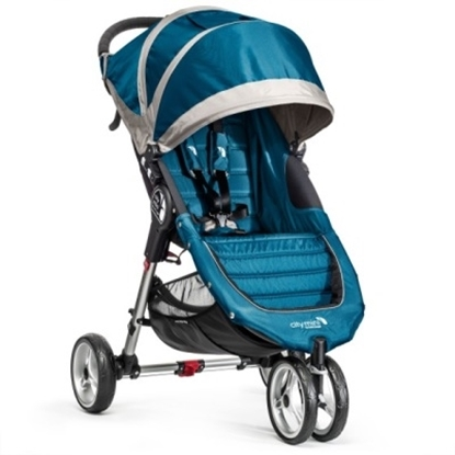 Picture of Baby Jogger® City Mini™ Single - Teal/Gray