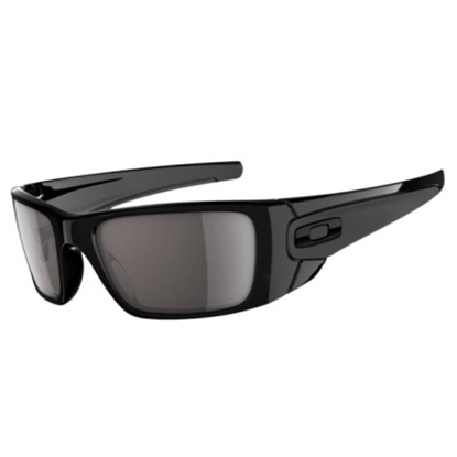 Picture of Oakley Men's Fuel Cell™ Sunglasses - Black/Grey