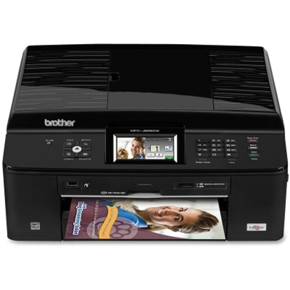 Picture of Brother Color All-in-One Printer with TouchScreen Display