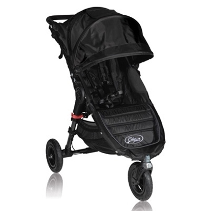 Picture of Baby Jogger™ City Mini Single Stroller - Black GT