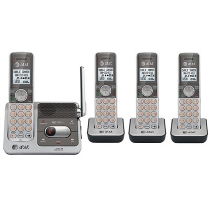 Picture of AT&T 4 Handset Cordless Answering System