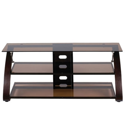 """Picture of Z-Line Designs Keira 55"""" Wide TV Stand - Mocha"""