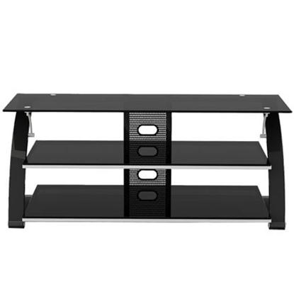 """Picture of Z-Line Designs Vitoria 55"""" Wide TV Stand - Black"""