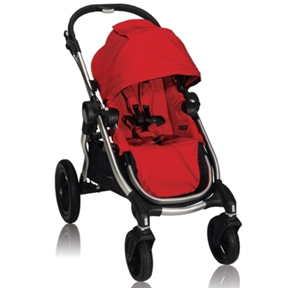 Picture of Baby Jogger™ City Select Single Stroller - Ruby