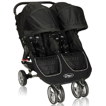 Picture of Baby Jogger™ City Mini Double Stroller - Black
