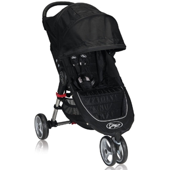 Picture of Baby Jogger™ City Mini Single Stroller - Black