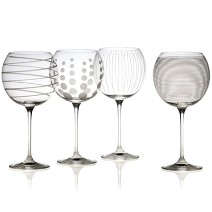 Picture of Mikasa Cheers Clear Balloon Goblets - Set of 8