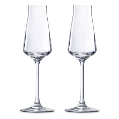 Picture of Baccarat Chateau Champagne Flutes - Set of 2
