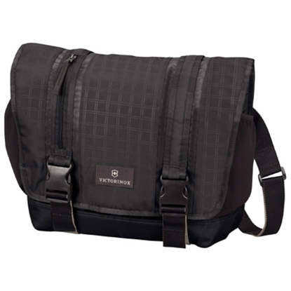 "Picture of Victorinox 15.4"" Laptop Messenger Bag - Black"