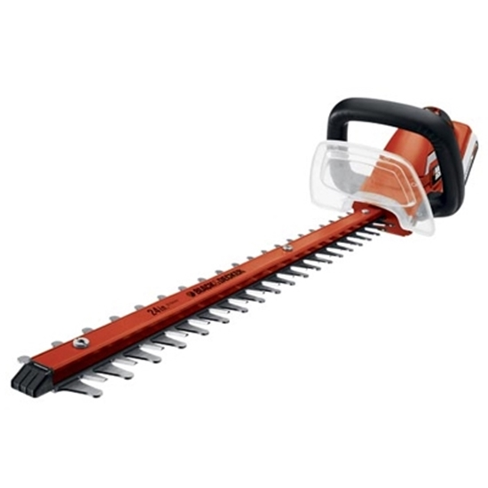 "Picture of Black & Decker® 24"" 36 Volt Lithium Hedge Trimmer"