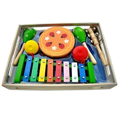 Picture of Schoenhut® 7-Piece Band in a Box