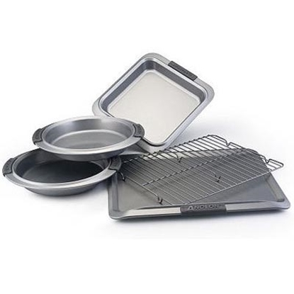 Picture of Anolon® Advanced 5-Piece Bakeware Set